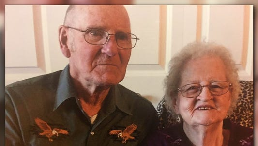 Spencer Twp. couple Robert and Lucille Fankhauser went missing October 15, 2017.