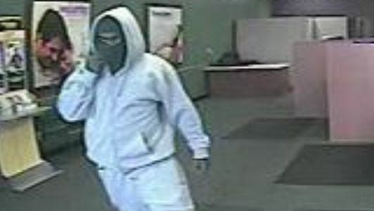 Lafayette police released this image of an armed robber at Check 'n Go Oct. 29.
