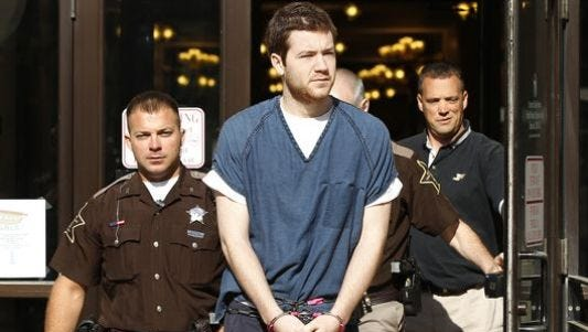 Cody Cousins had received the maximum sentence of 65 years in prison for the murder of Purdue University student Andrew Bolt last January. Cousins was found dead in his cell Tuesday, Oct. 28.