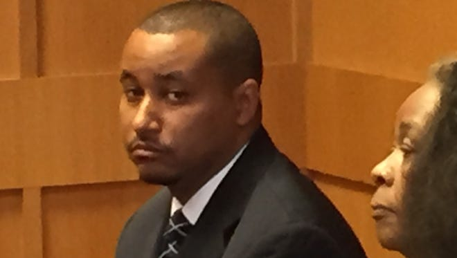 Michigan State Sen. Virgil Smith Jr. is in court this morning for a preliminary examination in connection with a shooting outside his home last month.