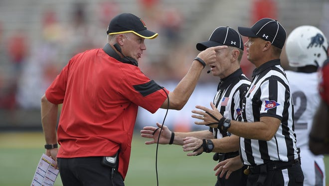 D.J. Durkin keeps selling the future as his Terps continue to pile up injuries. The former Ohio State assistant, though, has his team fighting hard to the end of a four-win season.