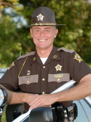 Boone County Sheriff Michael Helmig, who left office