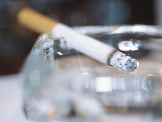 A study ranks Montana on smoking compared to other states.