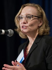 Michigan Supreme Court Justice Joan Larsen was among