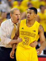 John Beilein coached Trey Burke from 2011-13.