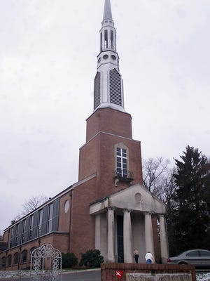 Vine Street Christian Church was once featured in an NPT documentary about some of Nashville's historic houses of worship.