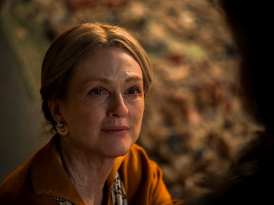 Julianne Moore plays Rose, a woman deaf since birth, in early awards contender 'Wonderstruck,' which is adapted from Brian Selznick's young-adult novel.