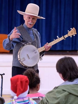 Utah-based musician and arts advocate Clive Romney