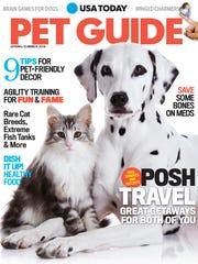 5e3df321acb PETGUIDE 2104 COVER. USA TODAY s Pet ...