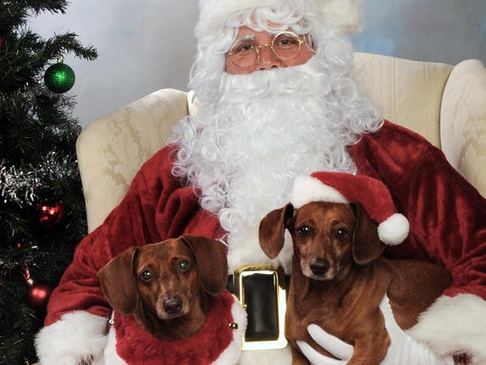 The 29th annual Picture Your Pets with Santa