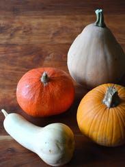 Winter squash will be all over the menu at an ASAP