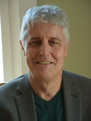 Author Michael Gabriele.