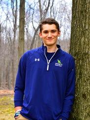 Ethan Vander Molen of Eastern Christian was diagnosed