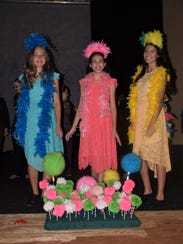 "Colorful costumes take center stage in ""Seussical."""