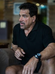 Lou Ferrigno is hosting multiple Q&A panels at the