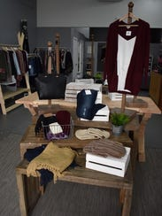 Northwest Clothing Company, located at 112 West Alder