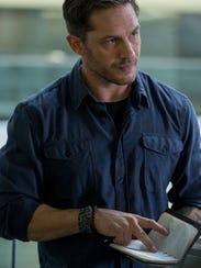 Eddie Brock (Tom Hardy) in Columbia Pictures' 'Venom'