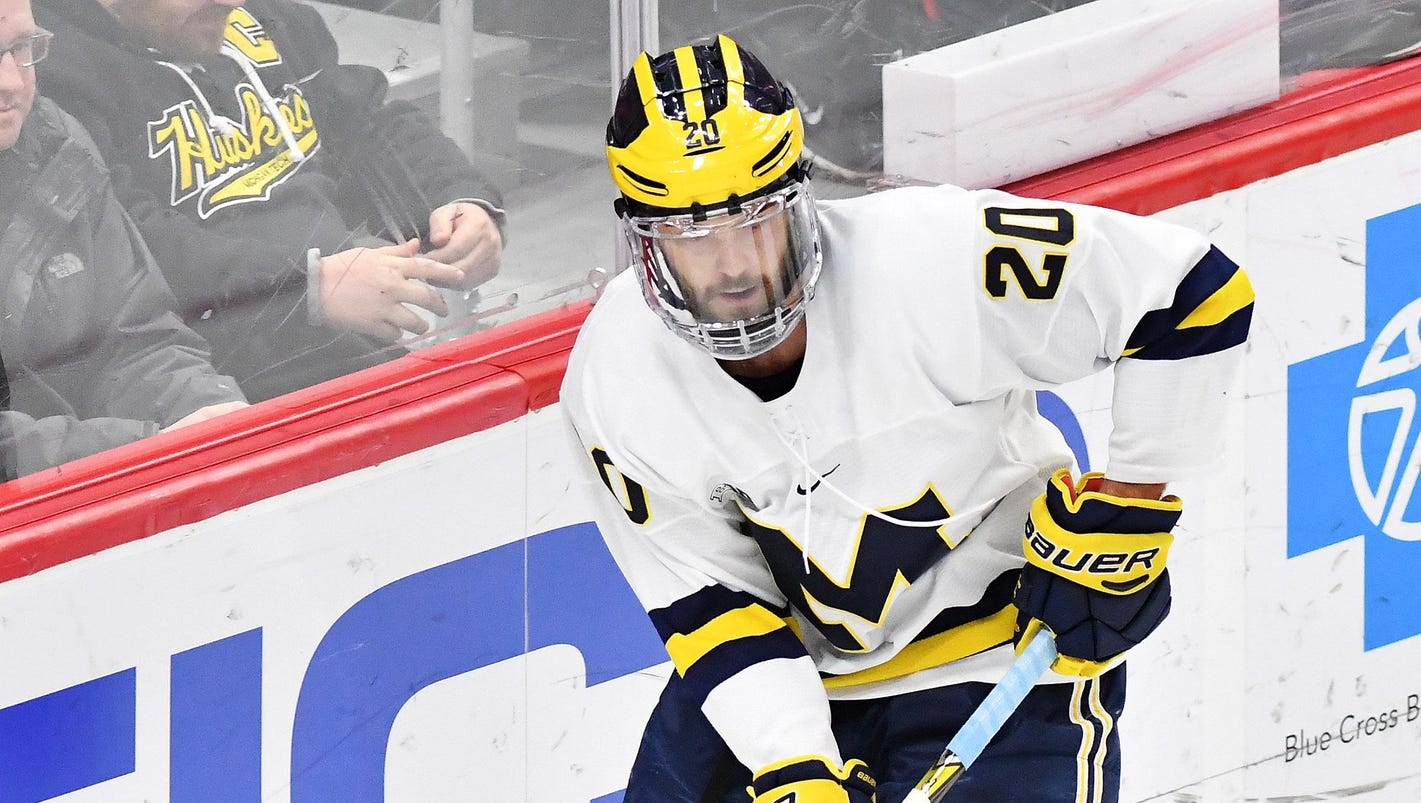 UM hockey falls to Ohio State in OT, looks to NCAAs