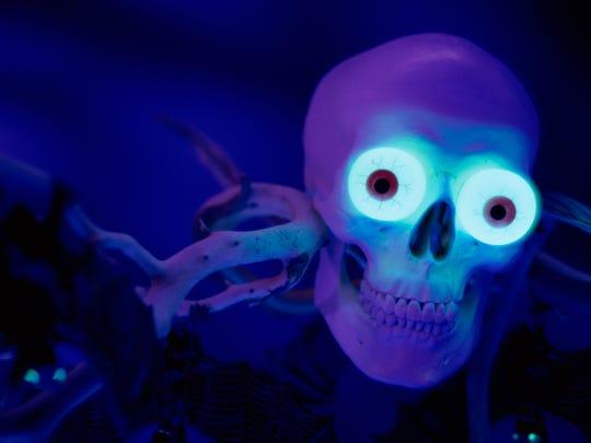 Spooky fun is in store for Halloween revelers.