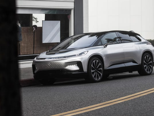 Electric Car Company Faraday Future Finds A Factory