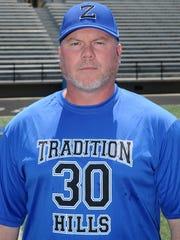 Grandstaff, Coach Chad - Zanesville