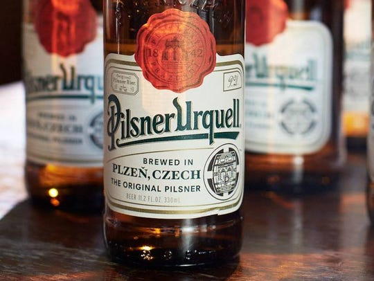 If you're a Trump supporter, try this Czech Pilsner.