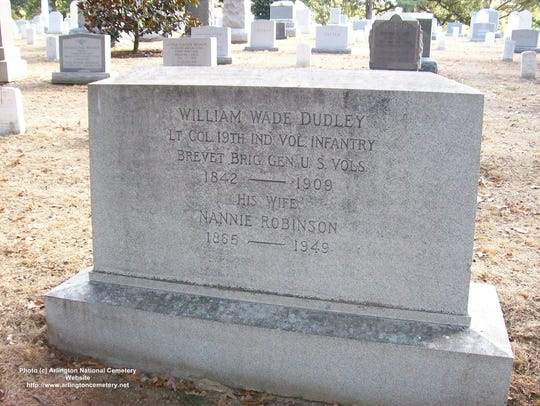 Gravesite of Wayne County Civil War veteran William