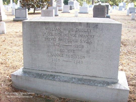 Gravesite of Wayne County Civil War veteran William
