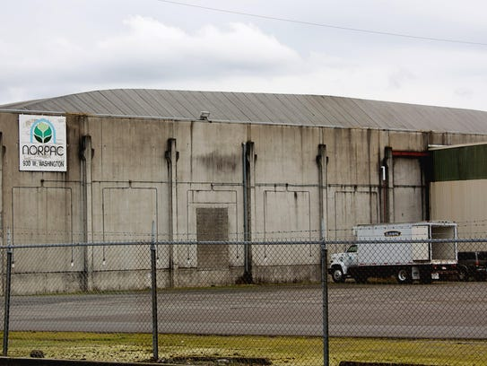 NORPAC's Stayton facility will be redesigned to accommodate