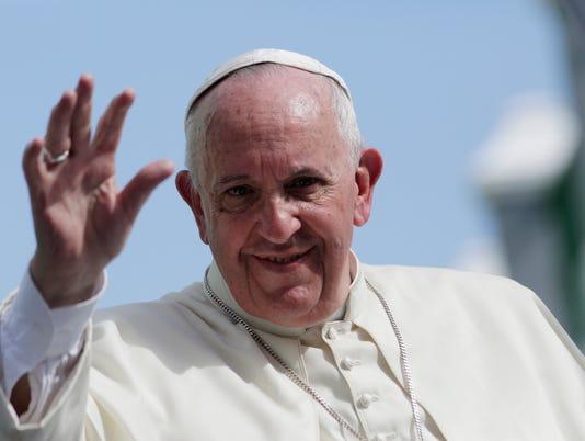 AP CUBA POPE I CUB