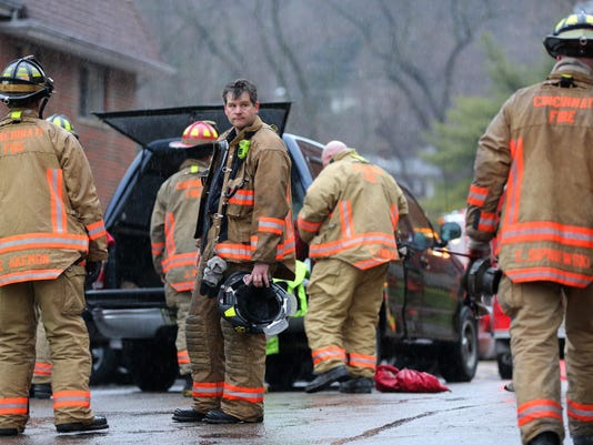 March 26, 2015: Firefighter, fatal, Darryl Gordon, Madisonville, Liz Dufour