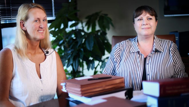 Kristi Emerson and LeeAnn Holt, ex-employees of Signature Healthcare, filed a whistleblower lawsuit in 2015 accusing the company of inflating therapy time to maximize profits. Federal prosecutors say the total fraud amounted to about $244 million.