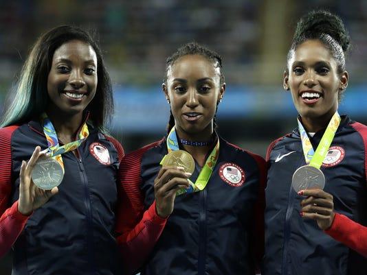 Rio Olympics Athletic_Youn