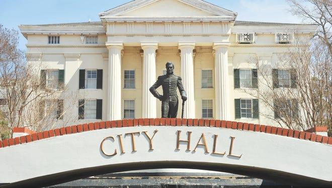 Jackson City Hall.