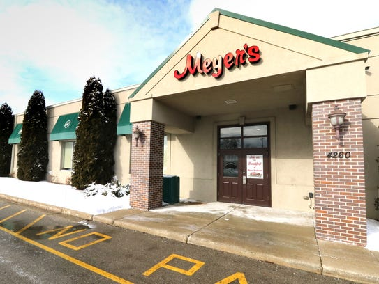 Meyer's Restaurant at 4260 S 76th St. in Greenfield