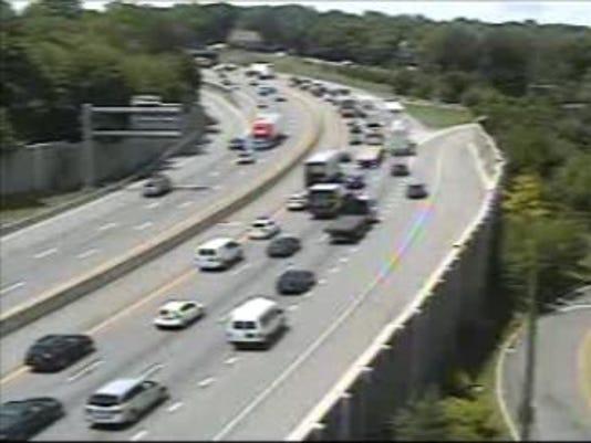 I-287 traffic