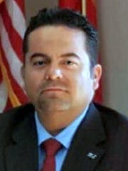 Juan Rascon is a small business banker for Bank of America in El Paso.