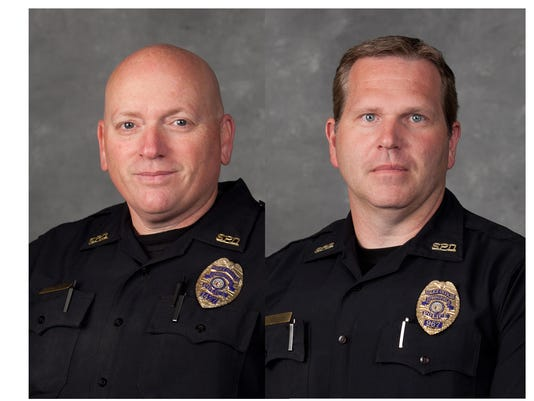 Alleged crimes cost Springfield officers their badges