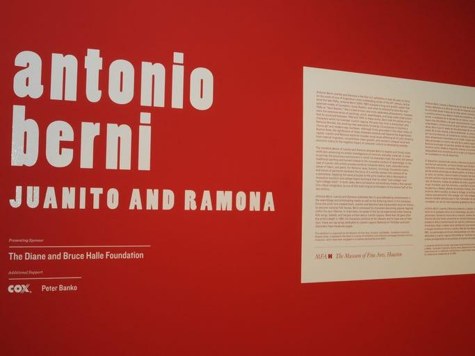 Antonio Berni: Juanito y Ramona abre en el Phoenix Art Museum el 28 de junio con más de cien objetos del artista revolucionario Antonio Berni (1905-1981).