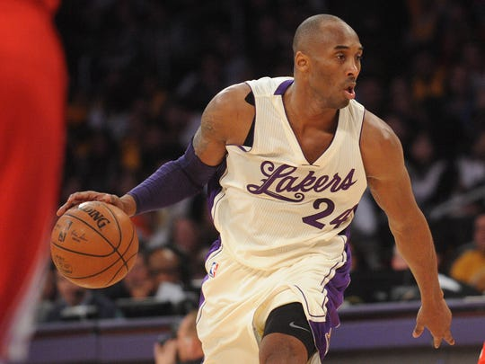 Kobe Bryant was selected to his 18th All-Star game