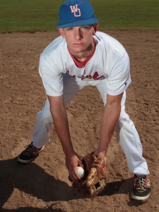 2015 All-NELA Baseball Player of the Year - West Ouachita's Zach Watson
