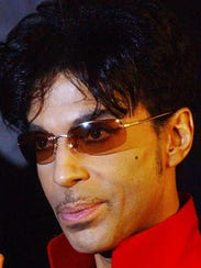 Prince in 2004.