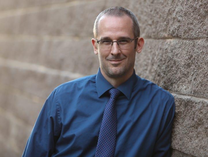 Shasta College professor James Crockett has announced