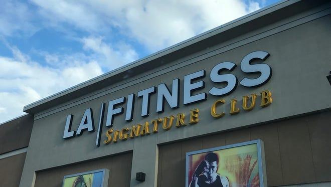 LA Fitness in Secaucus