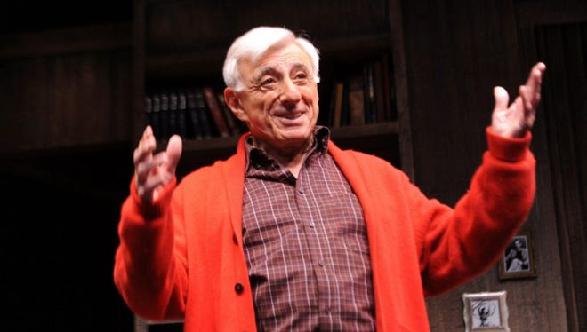 "Jamie Farr stars in a stage adaptation of the best-seller ""Tuesdays with Morrie."""