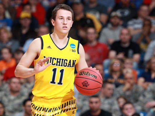 NCAA Basketball: NCAA Tournament-First Four-Michigan vs Tulsa