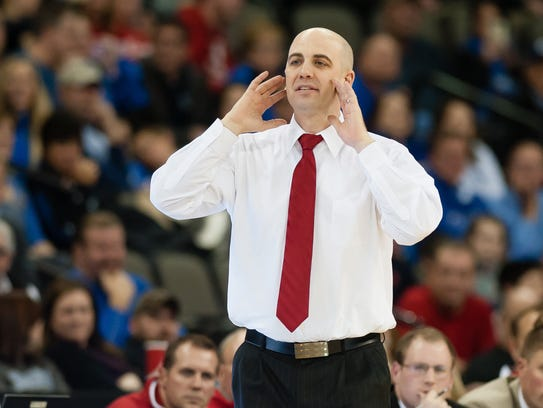 South Dakota coach Craig Smith was a popular assistant