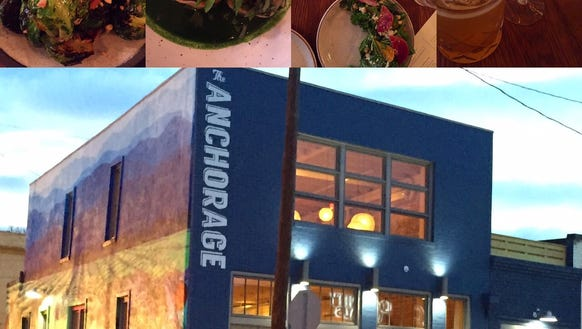 The much anticipated Anchorage restaurant is now open