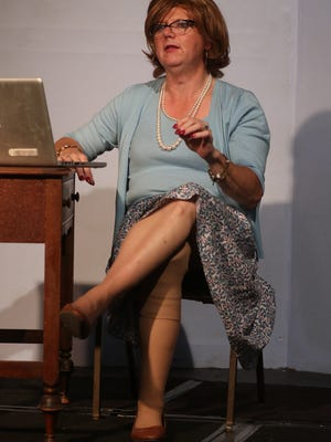 Penny Sterling returns to MuCCC Wednesday night.