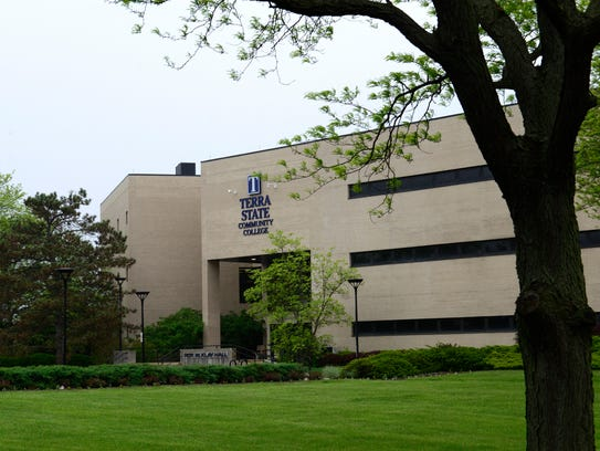 Terra State Community College in Fremont.